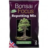 Bonsai Focus Repotting Mix 2 liter