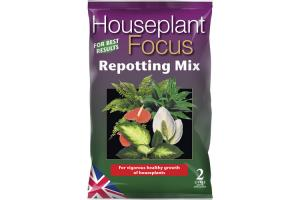 Houseplant Focus Repotting Mix 2 liter